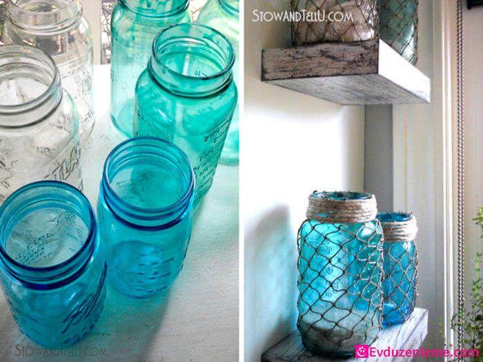 Balıkçı vazoları - Ev Düzenleme