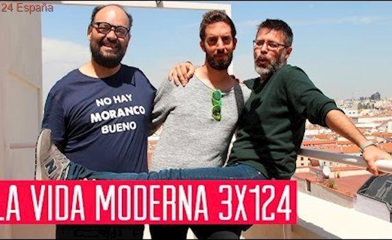 La Vida Moderna 3x124... es que la próxima edición del club de la comedia la graben en Soto del Real