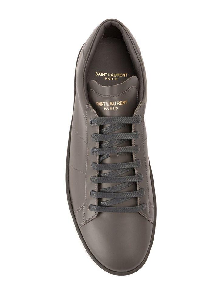#saintlaurent #tennis #court #sneakers #men #fashion #new www.jofre.eu