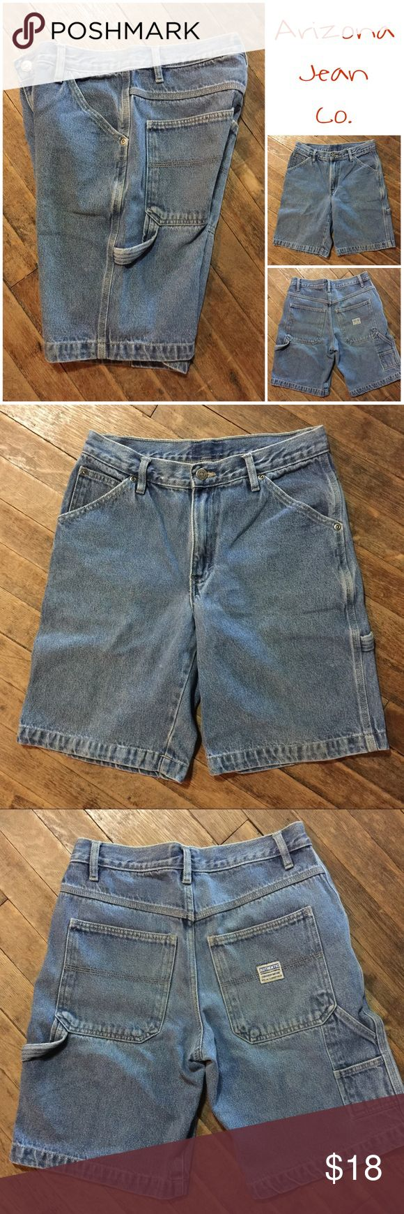 Arizona Jean Co. Shorts Men's size 30 #287 Arizona Jean Company Shorts Size 30. Good condition. All orders are shipped same or next business day. Bundle to save even more money! Arizona Jean Company Shorts Jean Shorts