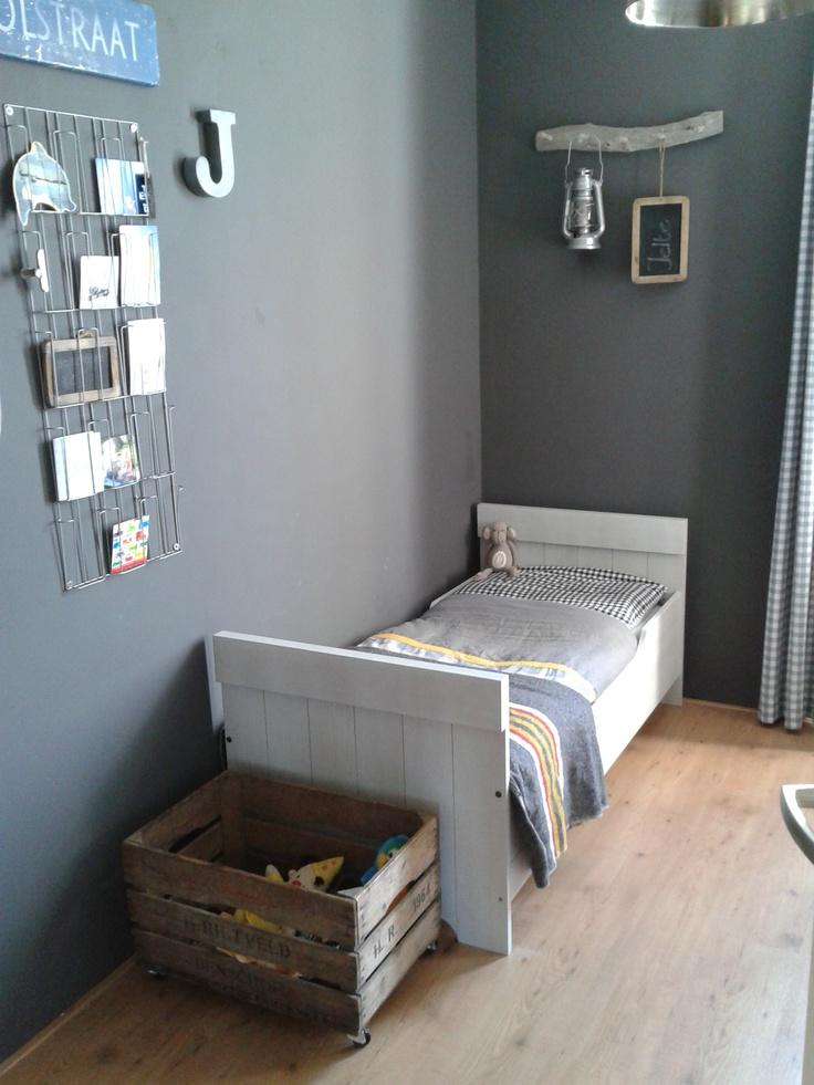 slaapkamer van Jelte