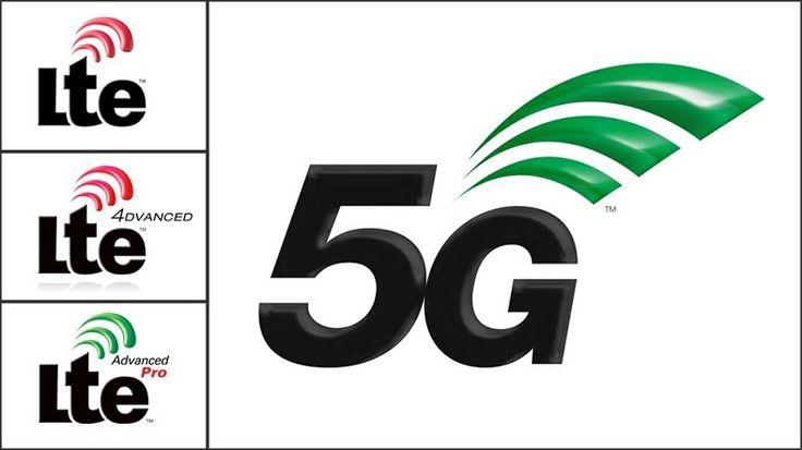 5G'nin Logosu Belli Oldu!