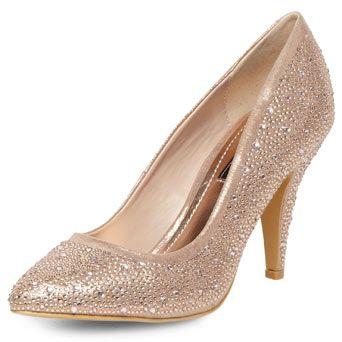 Asda George Ladies Court Shoes