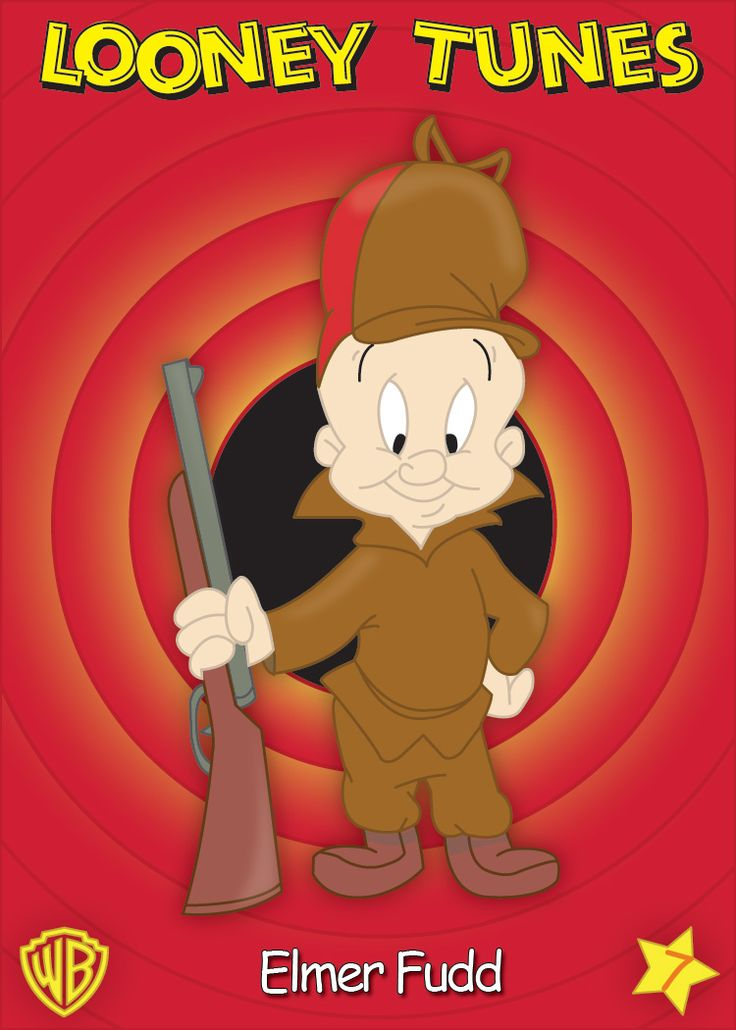 Elmer Fudd by ~momarkey on deviantART