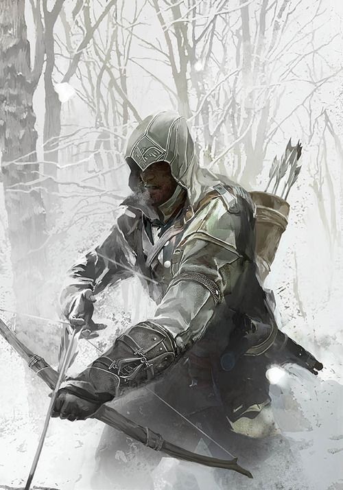 Assassin's Creed 3 Created by Tri Nguyen