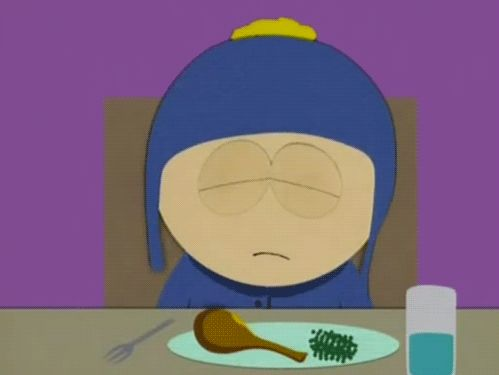 I am literally Craig when i'm pissed off