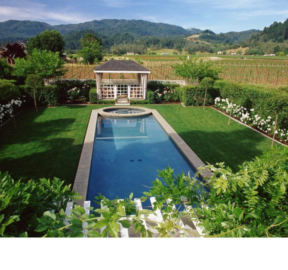 92 best rectangular pool images on pinterest rectangle Rectangular swimming pools for sale