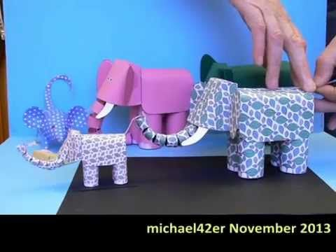 Image result for youtube toilet roll elephant