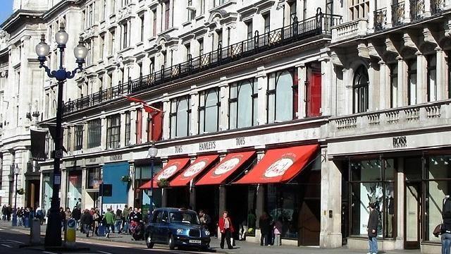Hamleys of London - Shopping - visitlondon.com