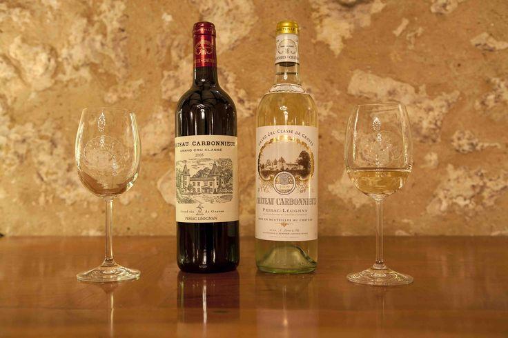 Venez découvrir les vins du Château Carbonnieux en réservant votre visite sur Wine Tour Booking http://bordeaux.winetourbooking.com/fr/propriete/chateau-carbonnieux-74.html