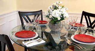 Leovan Design #home #staging #dining #room #tips #ideas #homestaging