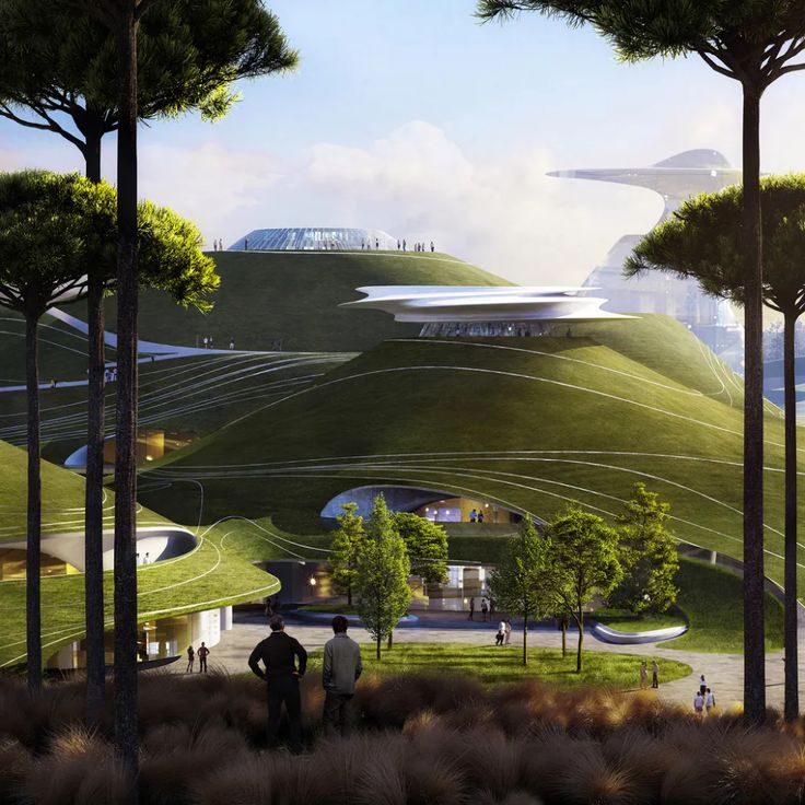 MAD Architects initiates construction of massive Quzhou
