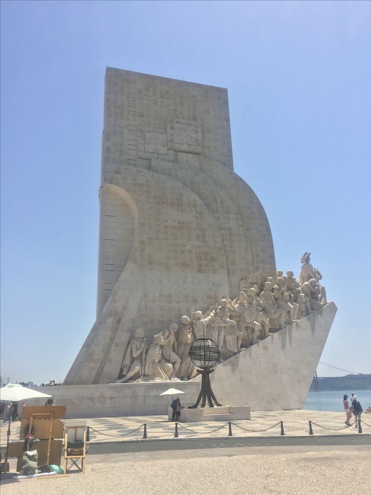 Lissabon, Belem,  Padrao dos Descobrimentos