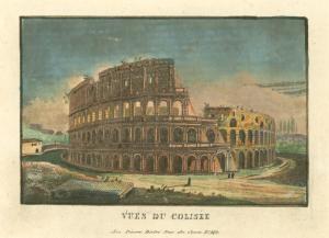 Vues du Colisée.