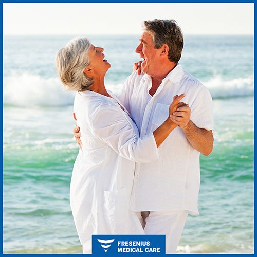 With all the Fresenius Medical Care dialysis centers in Turkey, you can continue to enjoy an active life visiting new places or just relaxing in the sun while getting your treatment at the same time!