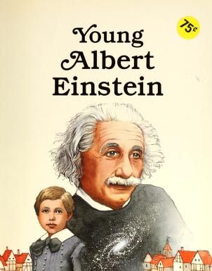 Cover of: Young Albert Einstein by Laurence Santrey