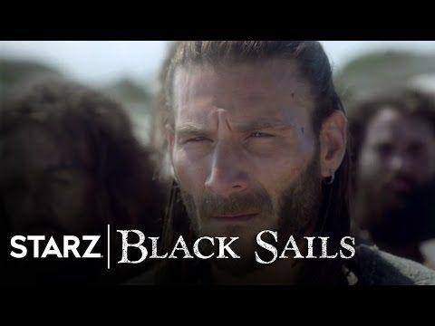 Black Sails | The Best of Black Sails: Blackbeard vs Flint | STARZ