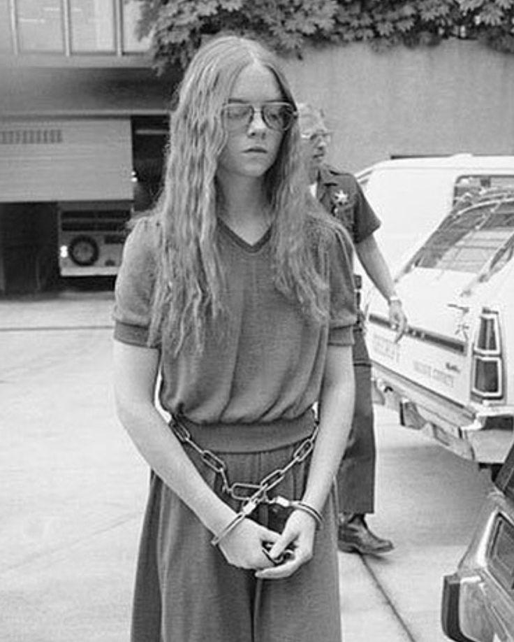 "Brenda Ann Spencer Killed 2 people Her answer: ""i don't like mondays"""