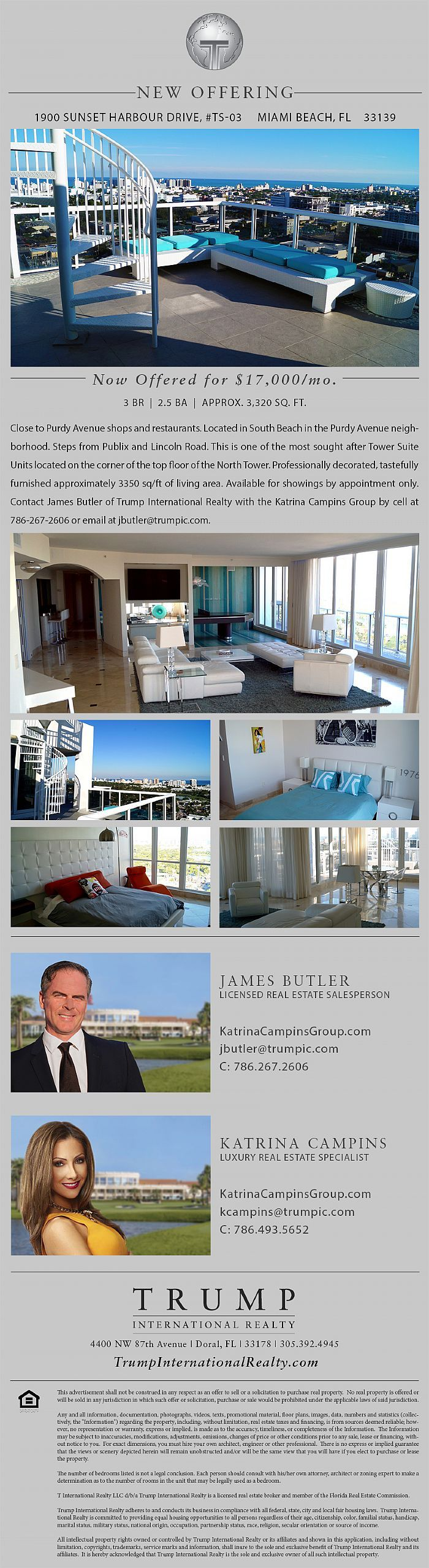 $17,000 - Miami Beach, FL Home For Sale - 1900 Sunset Harbour -- http://emailflyers.net/41573