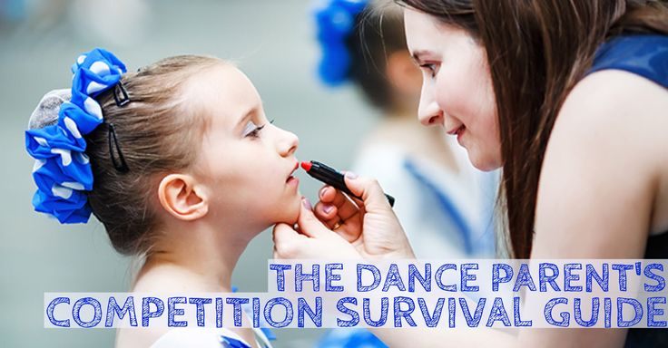 Need to know how to get ready for a dance competition? Parents, use these resources we've put together so that your stars are ready to hit the big stage.