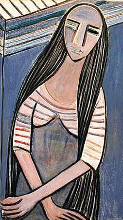 'Wifredo Lam' at the Museum of Latin American Art Harlem Renaissance, Picasso, Ap Art History 250, Arte Latina, Modernisme, Caribbean Art, Art Deco, Art Archive, Museum Exhibition