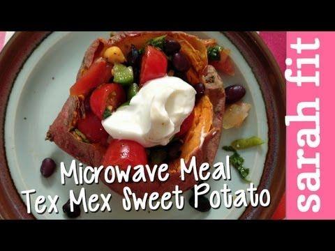 Sweet Potato Microwave Recipe For Students: GF, V U0026 Dorm Friendly Part 56