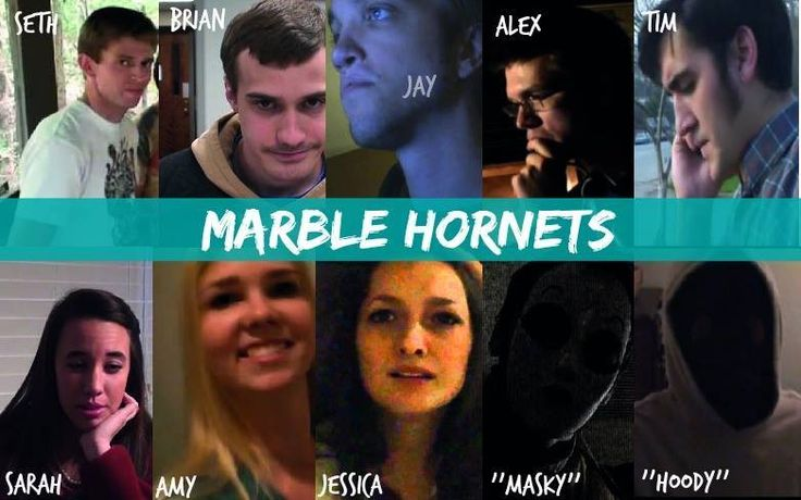 The Actors/Casts of Marble Hornets
