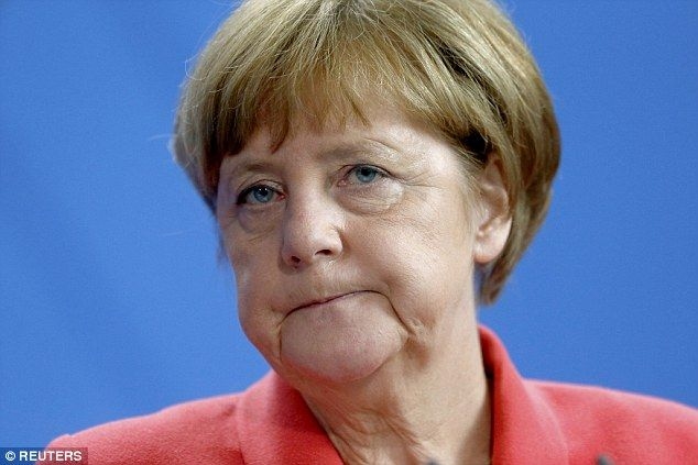Angela Merkel wants to stop EU migrants from claiming benefits in Germany for five years