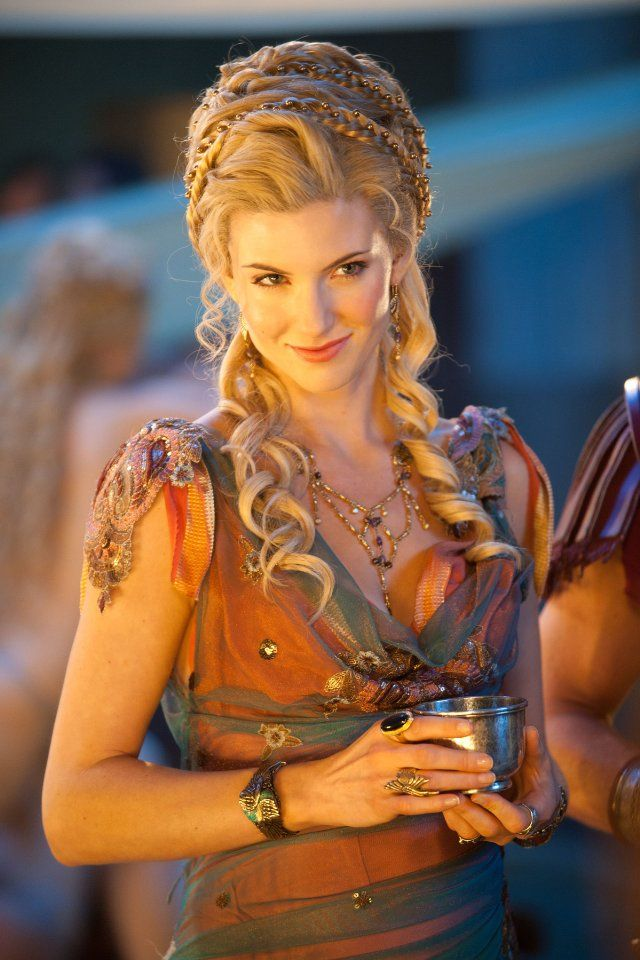 Ilithyia (Viva Bianca) - Spartacus: Blood and Sand, Spartacus: Gods of the Arena and Spartacus: Vengeance