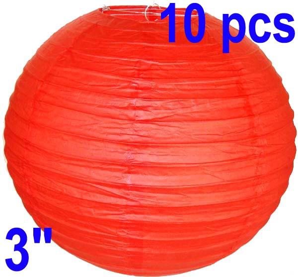 how to make mini paper lanterns