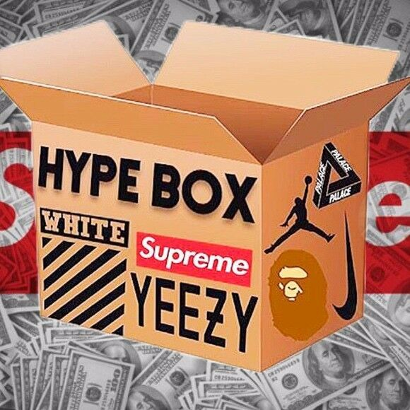 Mystery Hypebeast Box Supreme Bape Etc Fashion Clothing Shoes Accessories Mensclothing Othermensclothing Eb Sneakers Box Supreme Bape Hypebeast