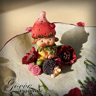 Strawberry gnome PAU 40