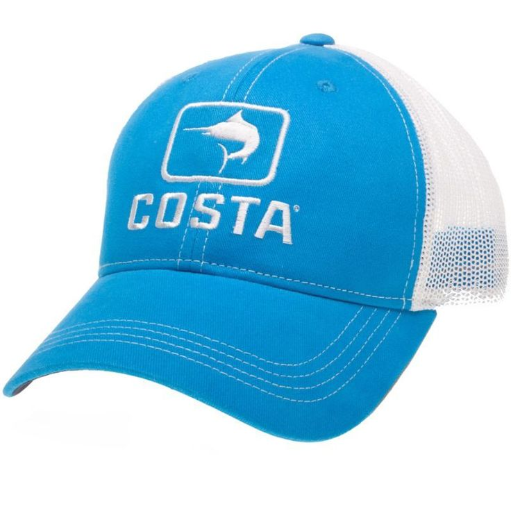 Costa Del Mar Trucker Hat, Men's, Blue