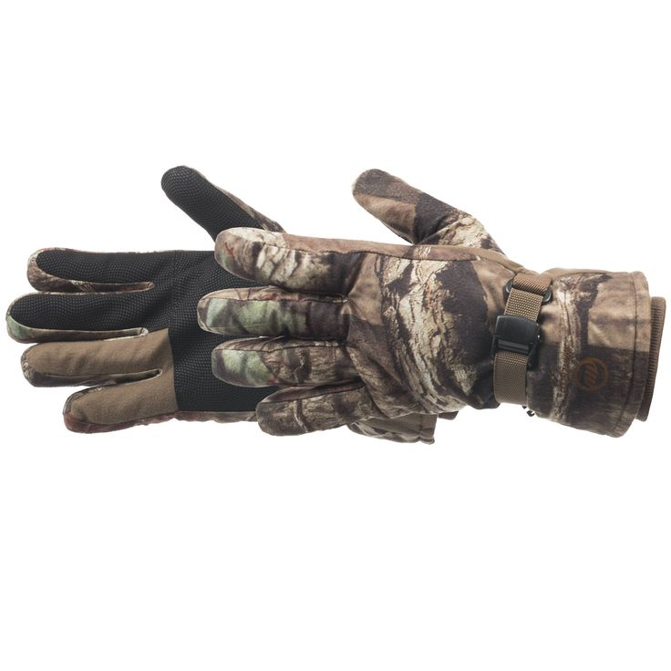 Manzella Tracker Hunting Gloves For Women