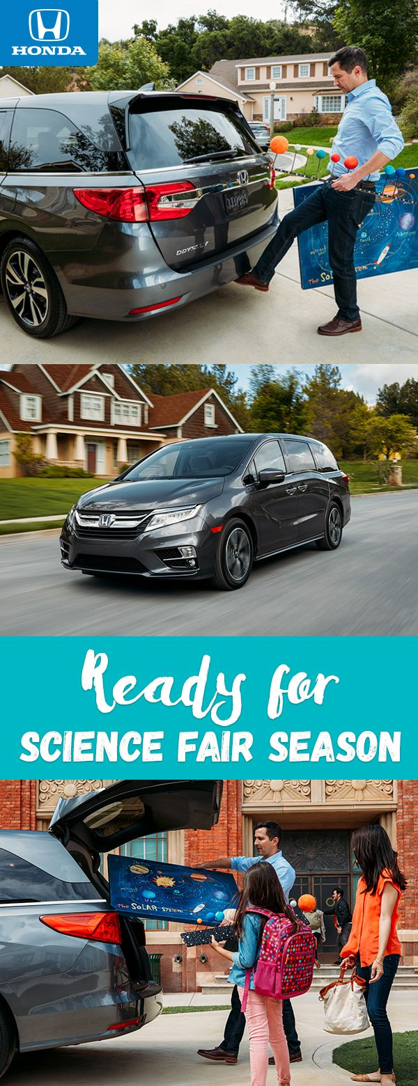 The all new 2018 honda odyssey offers an available hands free access power tailgate