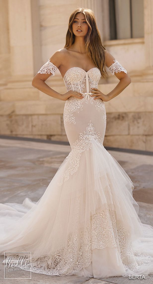 Berta Wedding Dresses Fall 2019 Athens Bridal Collection