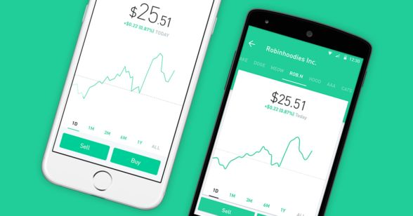 Stock brokerage and investment apps gain momentum
