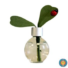 Lieveheersbeestje Blad Diffuser - Rose Valentino. Breng de natuur in huis met deze nieuwe, Onze lieveheersbeestje blad Diffusers.