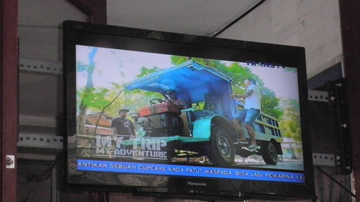 My Trip My Adventure Trans TV at G-Land | More information: G-Land Joyo's Surf Camp +6231-8492625 #VisitGLand2014