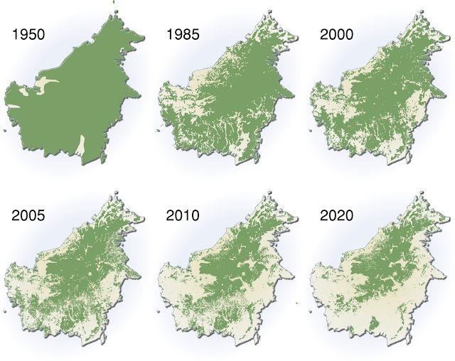 Écologie: DÉFORESTATION  HistoriqueEn Europe, le déboisement...