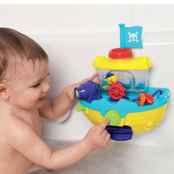 10 Images About Pirate Ship Bath Toy On Pinterest Boats