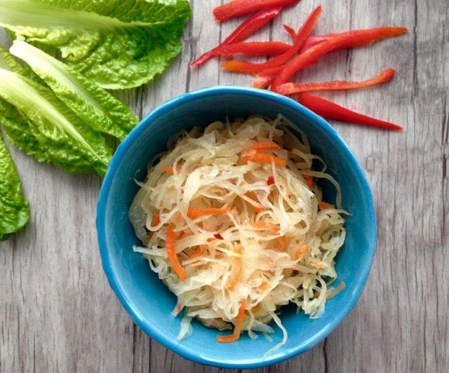 Kimchi : recette de Valérie