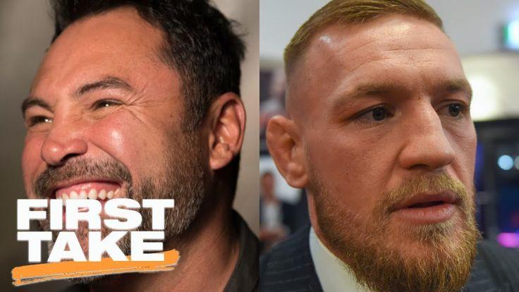 Stephen A. and Max agree Oscar De La Hoya would beat Conor McGregor | First Take | ESPN - USANEWS.CA