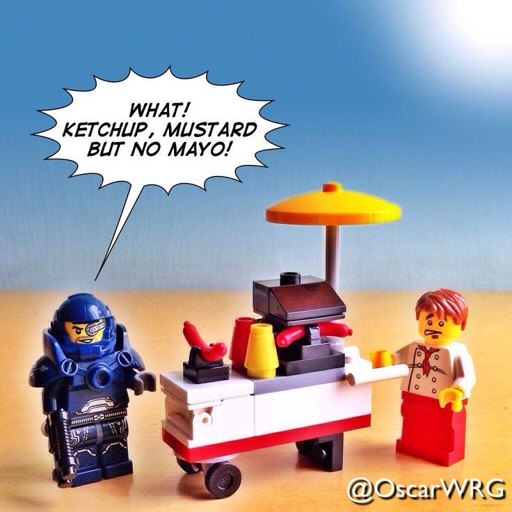 #LEGO_Galaxy_Patrol and #LEGO #Creator #HotDog #Stand #LEGOcreator #HotDogStand #40078 #TodosTenemosUnOscar @lego_group @lego @OscarMayerVZLA