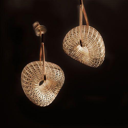3D Printed Jewelry #3dPrintedJewelry