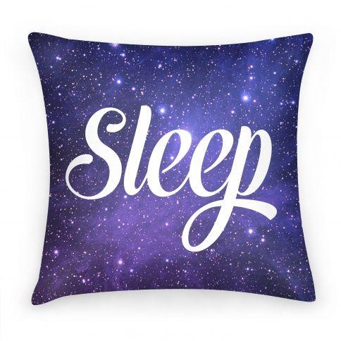 Sleep (Cosmic Pillow) | HUMAN