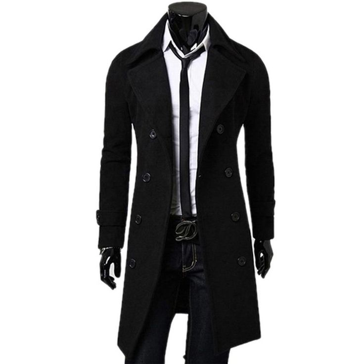 The 25  best Mens long wool overcoat ideas on Pinterest | Mens ...