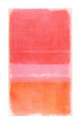 mark rothko, no 37 (red)