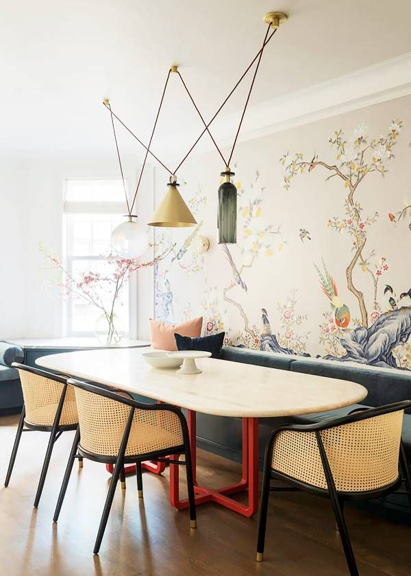 9 modern breakfast nooks so cool you ll want to eat every meal here rh pinterest com