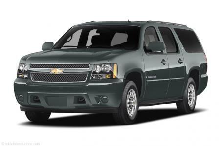 Chevrolet 2500 Suburban